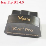 Vgate iCar Pro car diagnostic tool Bluetooth 4.0 OBDII scan tool
