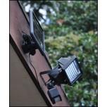 Solar Panel LED Flood Security Solar Garden Light PIR Motion Sensor 60 LED Path Wall Lamps Outdoor Emergency Lamp