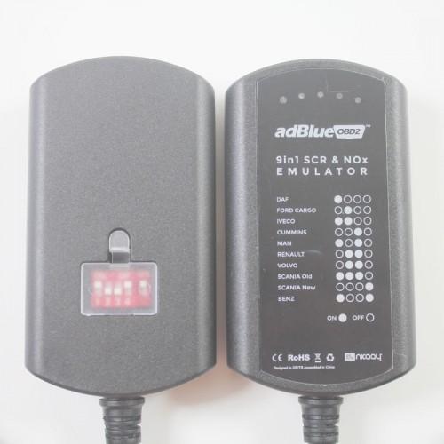 Adblue Emulator 9in1 Universal Adblue Emulator Box 9 in 1 for DAF